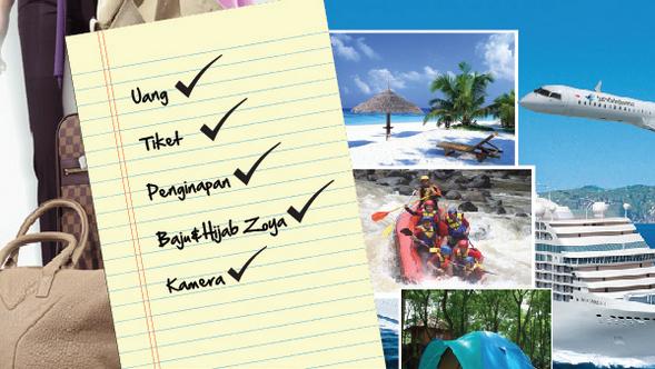 Tips Traveling Hemat dan Murah Untuk Anda - Daka Tour