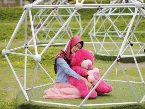 tempat wisata di jogja instagramable Rute Dan Harga Tiket Masuk Alamanda Jogja Flower Garden