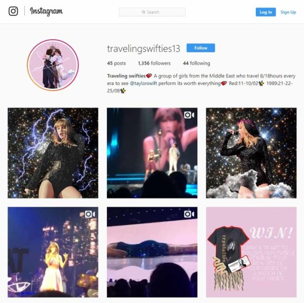 Taylor Swift Superfans Join Together to Help Other Fans ...