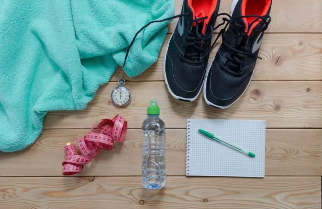 Get Your Fit On: Motivation