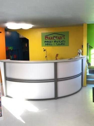DDD Reception Area