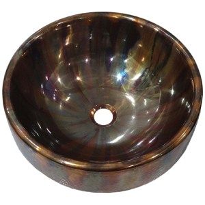 DSCH-TM17R-1 copper vanity sink