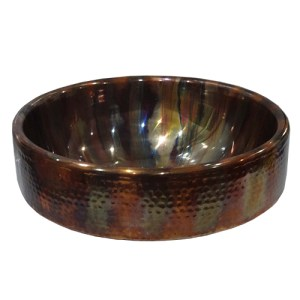 DSCH-TM17R-2 copper bowl