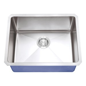 "Dakota Signature Series 19"" x 15"" Micro Radius Undermount 16 Gauge Stainless Steel Sink"