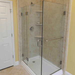 Commercial Shower