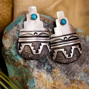 Rosie Singer  Post Earrings