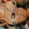 Zuni Inlay Pendant