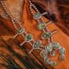 Emerald Valley Squash Blossom Set