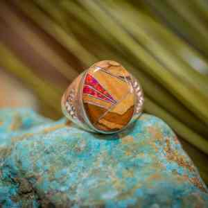 Zuni Ring Sz. 10