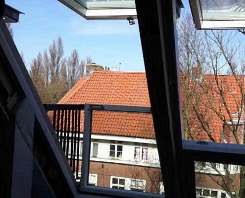 VELUX CABRIO® balkonvenster
