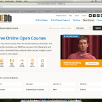 OeDB screenshot