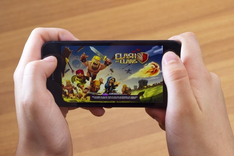 hukum Bermain Game Clash of Clans dilarang dakwah.id
