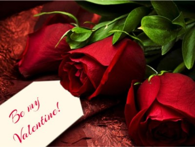 Tradisi Syirik pada Valentine Day mawar merah