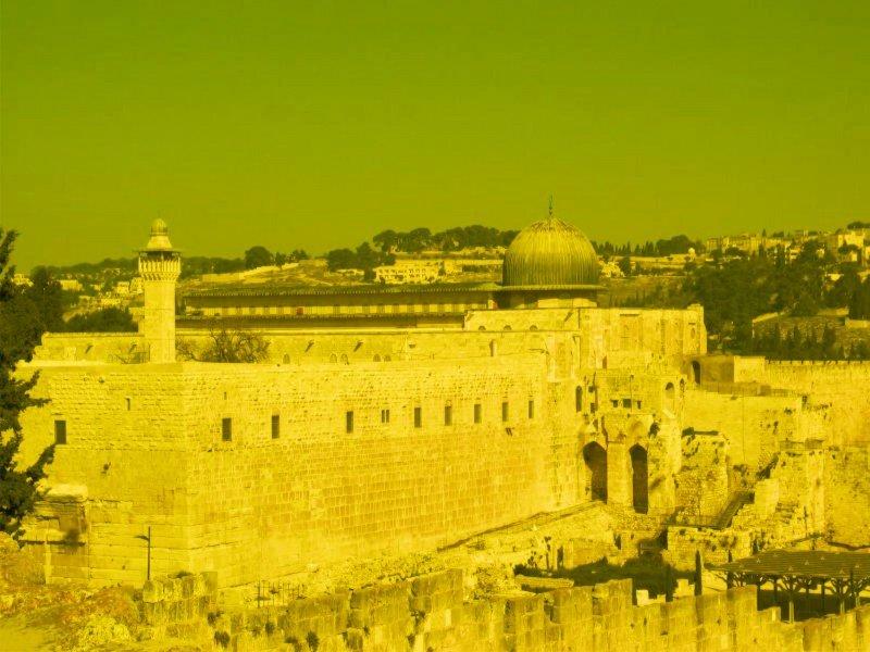 Masjidil Aqsha Inikah Keutamaanmu yang Sangat Luar Biasa Itu-dakwah id