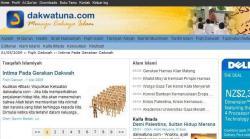 Rencana tampilan Dakwatuna.com versi 4.0