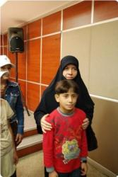 Anak yatim Gaza Palestina di Turki