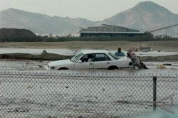 Banjir Arab Saudi (ANTARA/Maha Eka Swasta)