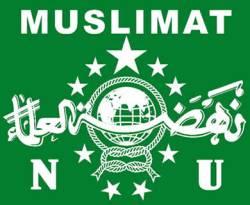 Logo Muslimat NU. (inet)