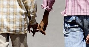 Ilustrasi penyimpangan seksual, gay