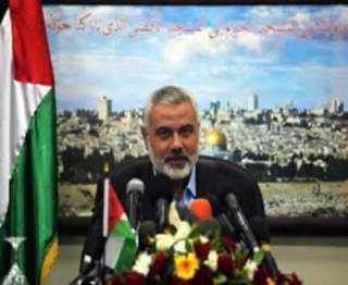 PM Palestina Ismail Haniyah. (knrp)