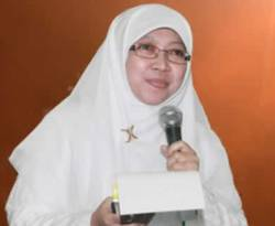 Ketua Bidang Perempuan DPP PKS Anis Byarwati, SAg. MSi. (twitter)