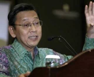 Wakil Presiden RI Boediono. (inet)