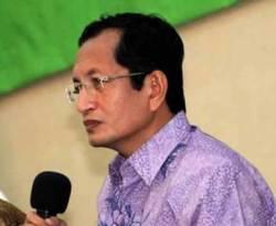 Wakil Menteri Agama, Nasaruddin Umar. (Adhi W/ROL)