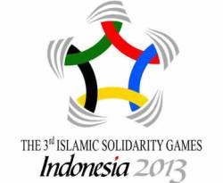 Lambang Islamic Solidarity Games (ISG) ke-3. (inet)