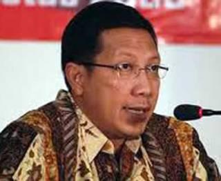 Wakil Ketua MPR RI, Lukman Hakim Saifudin. (inet)