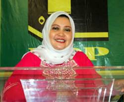 Ketua Badan Pemenangan Pemilu DPP Partai Persatuan Pembangunan (PPP), Fernita Darwis. (binapersatuan.com)