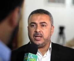 Menteri Wakaf dan Urusan Agama di Jalur Gaza, Ismail Ridwan. (knrp)