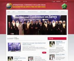 Cuplikan situs islamicnewsmedia.org. (dakwatuna.com/hdn)