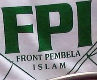 Ilustrasi - Bendera Front Pembela Islam (FPI). (fpi.or.id)