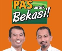 Pasangan Pepen - Ahmad Saikhu (PAS). (inet)