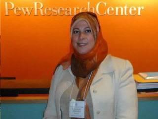 Pakar Perbandingan Agama Maroko, Prof Dr. Mariam Ait Ahmed. (ist)