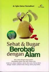 Cover Buku Sehat & Bugar Berobat dengan Alam.