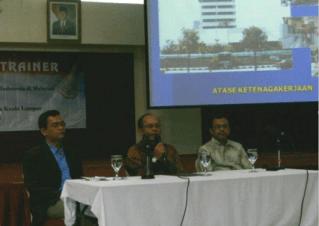 Training for Trainer untuk Tingkatkan Pembinaan TKI di Kuala Lumpur