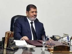 Presiden Mesir Muhammad Mursi. (Reuters/ROL)