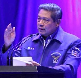 SBY, Ketua Dewan Pembina PD
