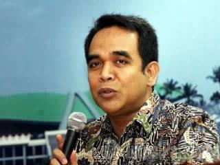 Sekretaris Jenderal Partai Gerakan Indonesia Raya (Gerindra) Ahmad Muzani. (jurnalparlemen.com)