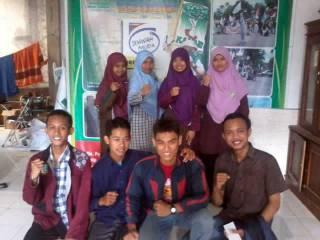 Silaturahim KAMMI Madani ke KAMMI Cirebon, Ahad, 10 Februari 2013. (Nur Afilin)