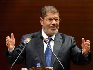 Presiden Mesir Muhammad Mursi. (sondevir.com)