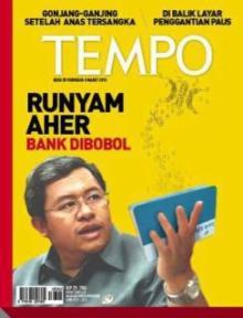 "Tempo Edisi ""maksain"" 24 Februari 2013"