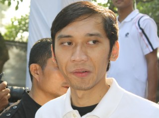 Edhie Baskoro Yudhoyono (Ibas).