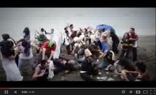 """Cuplikan video """"Moslem Harlem Shake"""" yang diunggah Humas PKS di YouTube, 3 Maret 2013. (YouTube/dakwatuna.com/hdn)"""