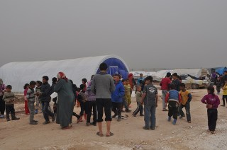 Pengungsi Suriah Bertahan Hidup (dok. ACT)