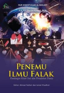 "Cover buku ""Penemu Ilmu Falak: Pandangan Kitab Suci dan Peradaban Dunia""."
