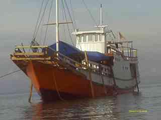 Kapal Dakwah Nelayan