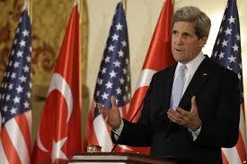 Menlu Amerika Serikat, John Kerry