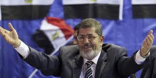 Presiden Mesir Mohammed Morsi